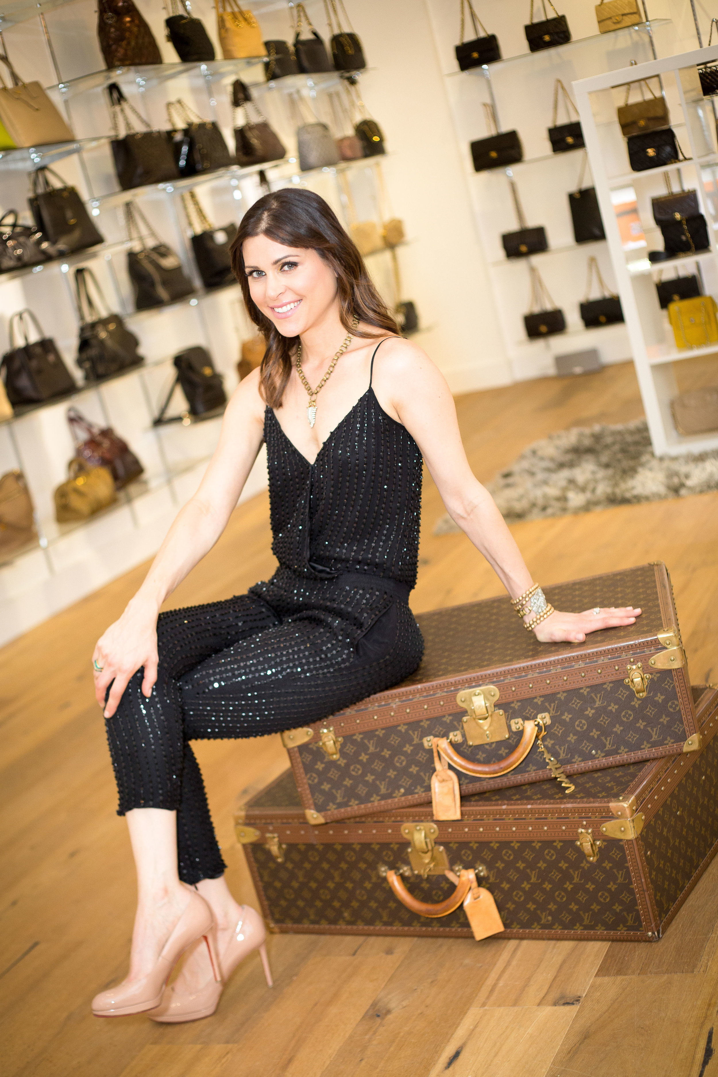 Cassandra Connors, Owner of Bella Bag