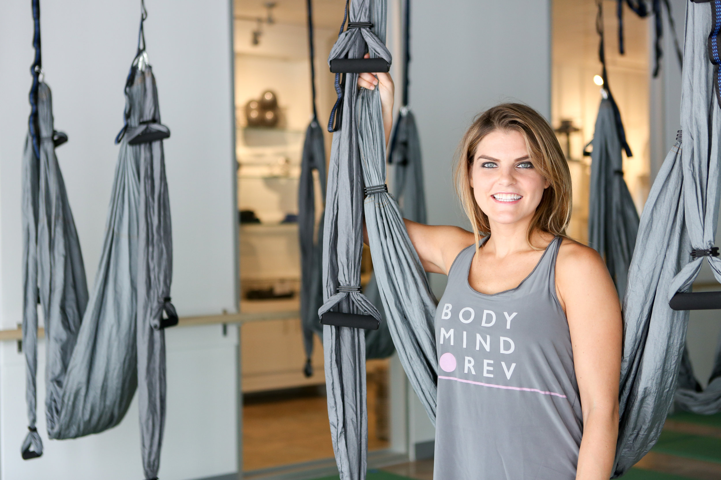 Jessica Smithgall, Owner of DEFINE body & mind