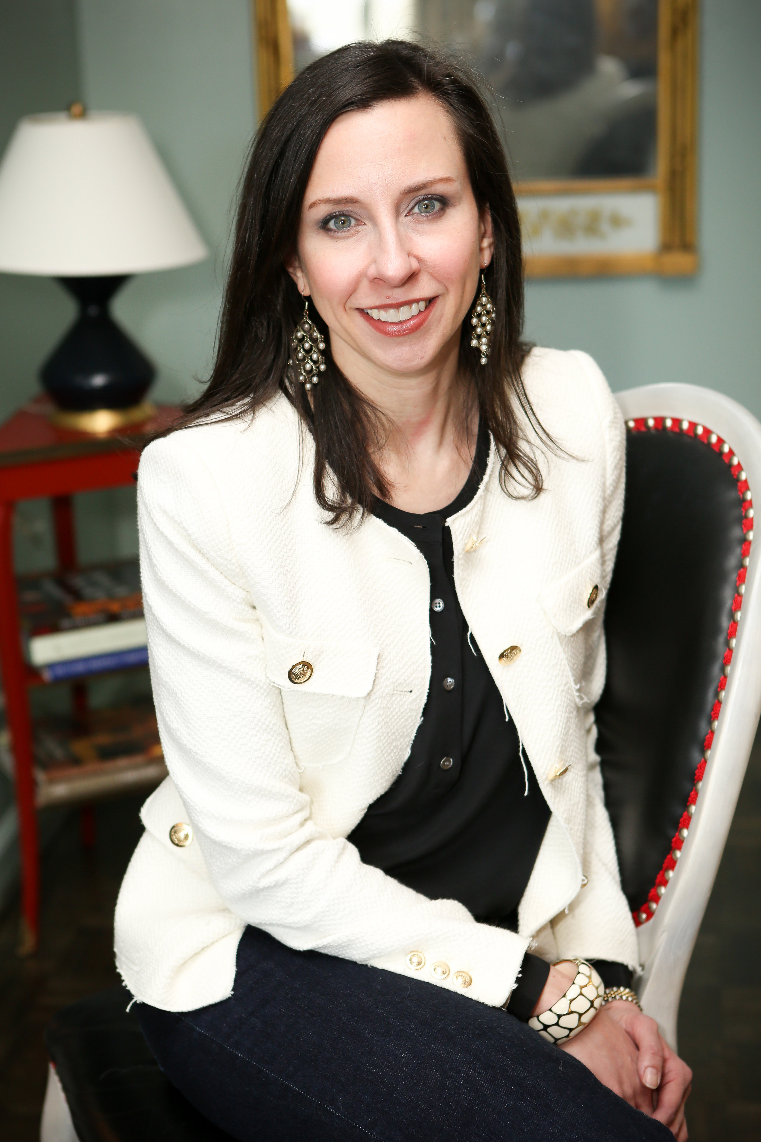 Jennifer Boles, Founder & Editor in Chief of The Peak of Chic