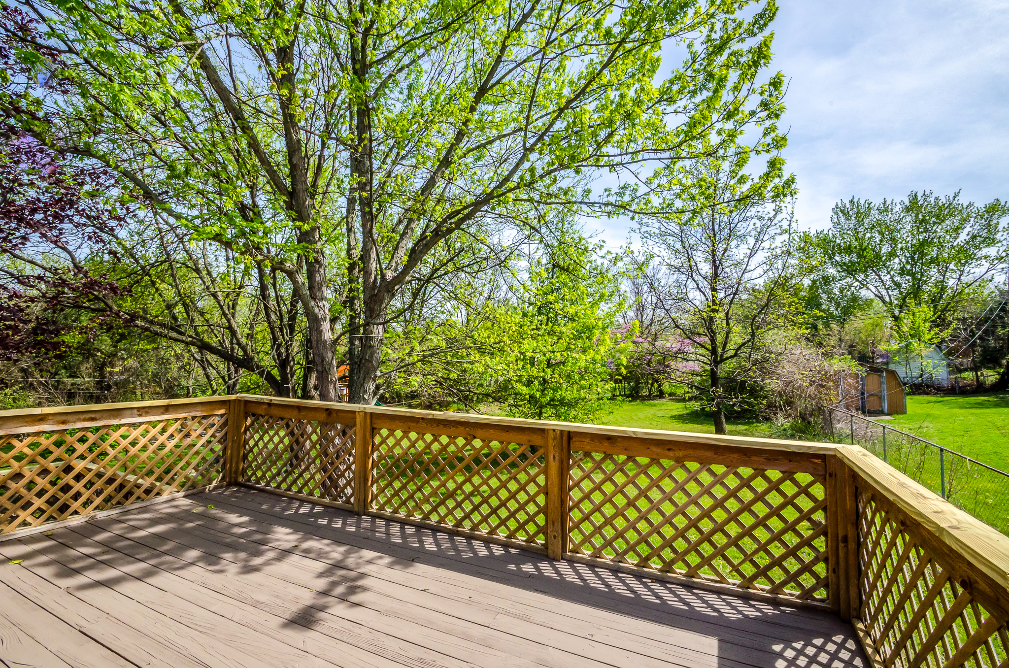 Deck To Add Value To Your home