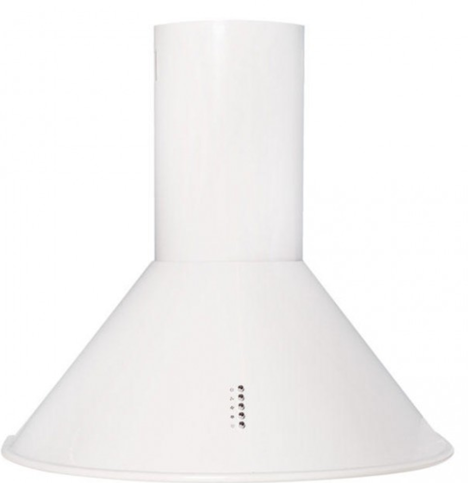 white retro range hood signature hardware