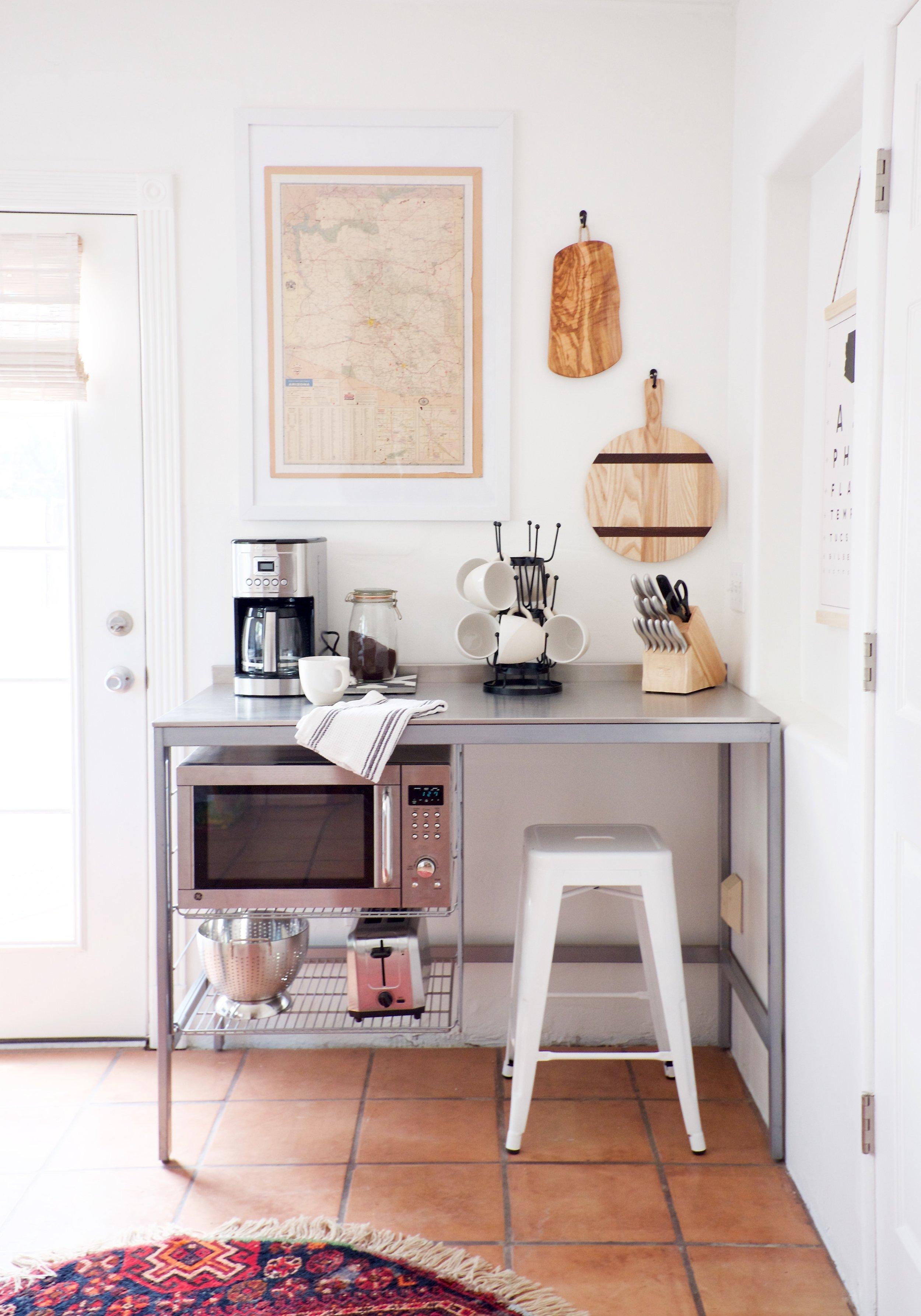 The Shack Phoenix Airbnb Coffee bar