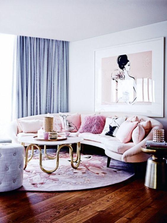 Feminine Living room AF