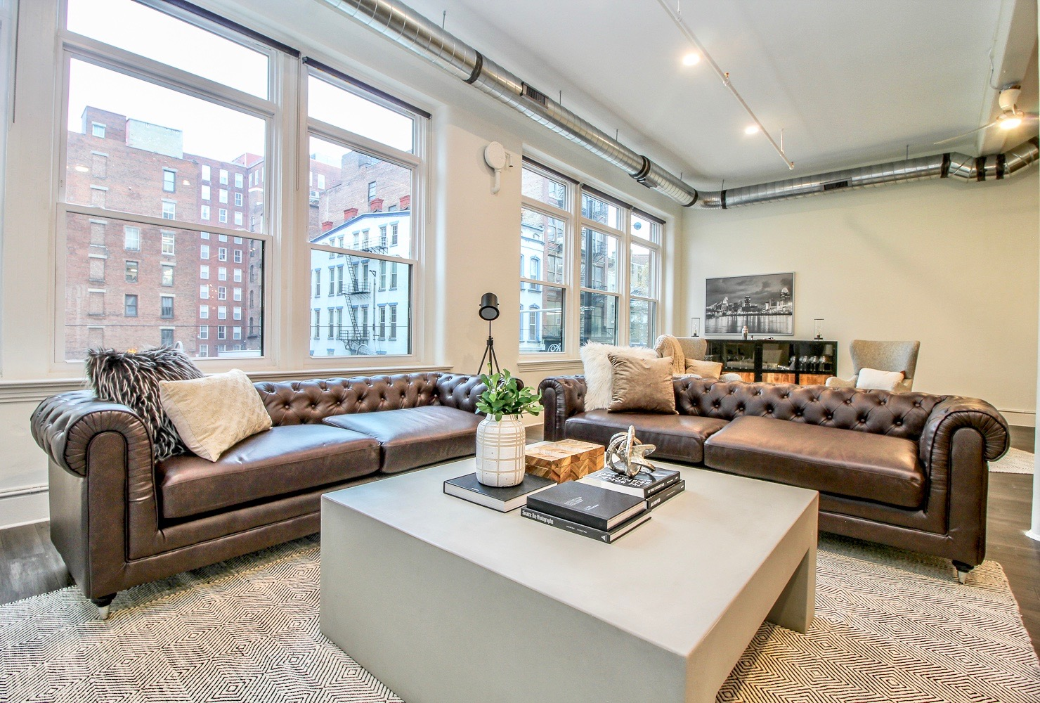 The Lounge Airbnb in Cincinnati