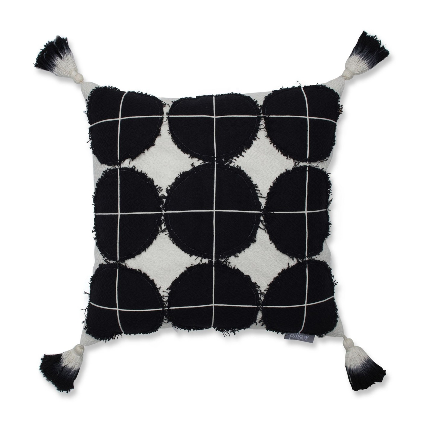 Circle Grid TAssel Pillow FlippinWendy Gift Guide.jpeg