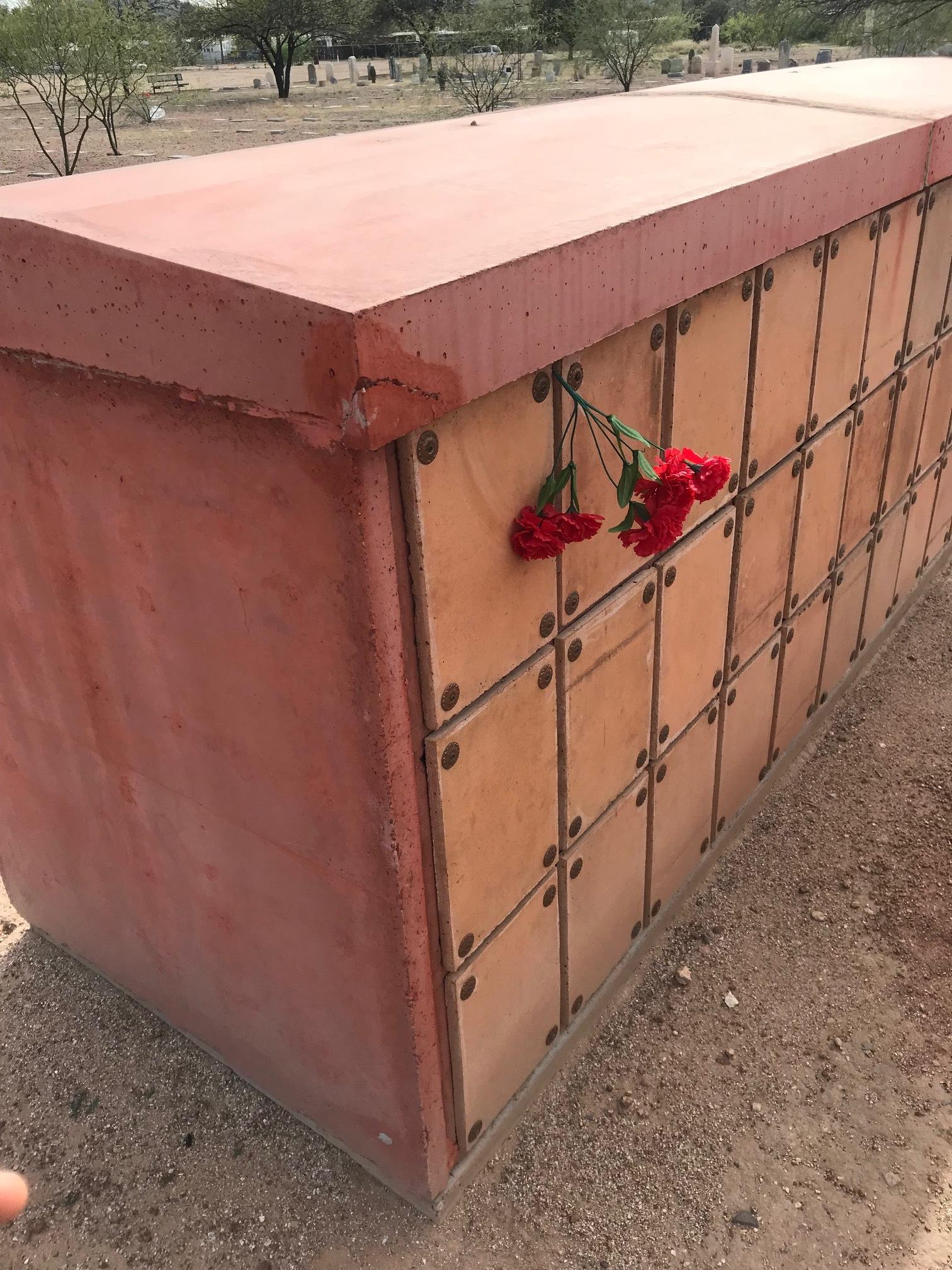 Border Trilogy Part 3: What Remains