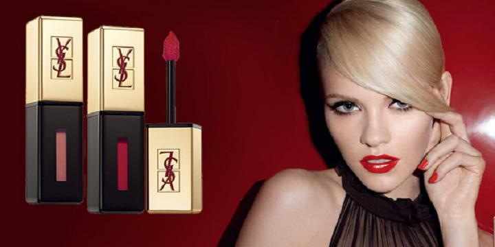 Yves Saint Laurent Rouge Pur Couture Glossy Stain