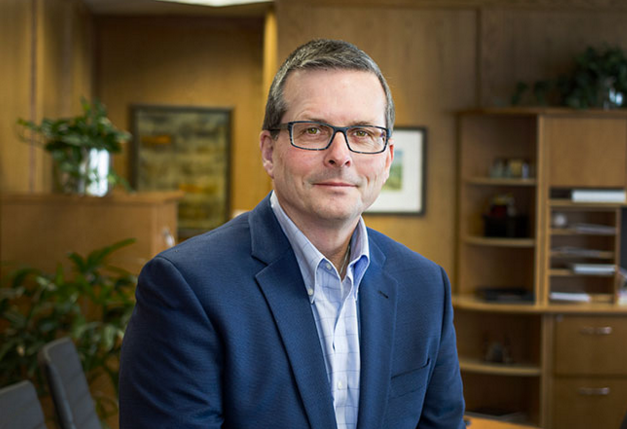 Mike Marsh:SaskPower's new CEO as ofApril 2015