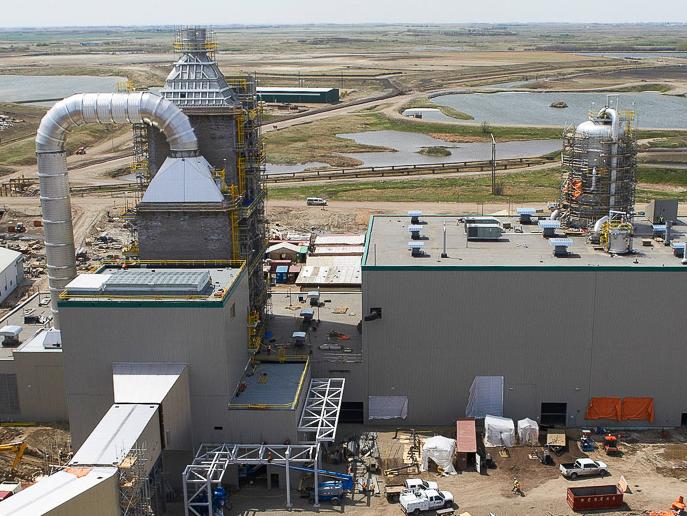 Boundary Dam Unit 3 Carbon Capture