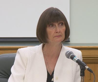 The Provincial Auditor of Saskatchewan: Ms. Judy Ferguson