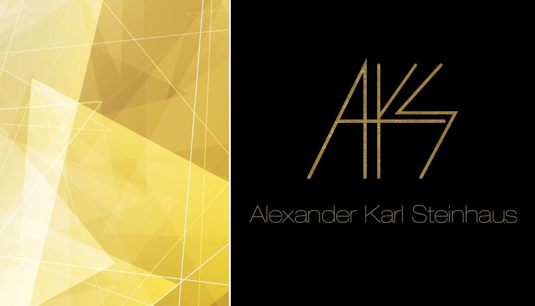 Monogram design for AKS