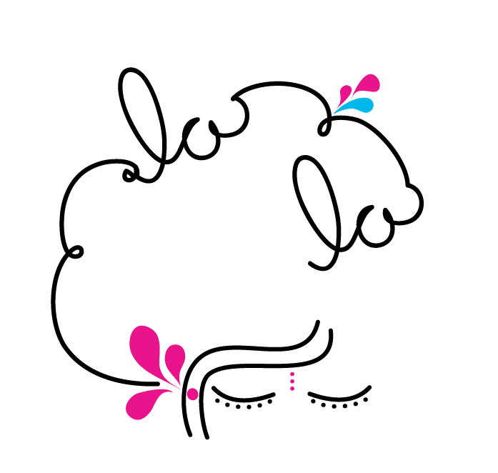 Logo for Camp La La