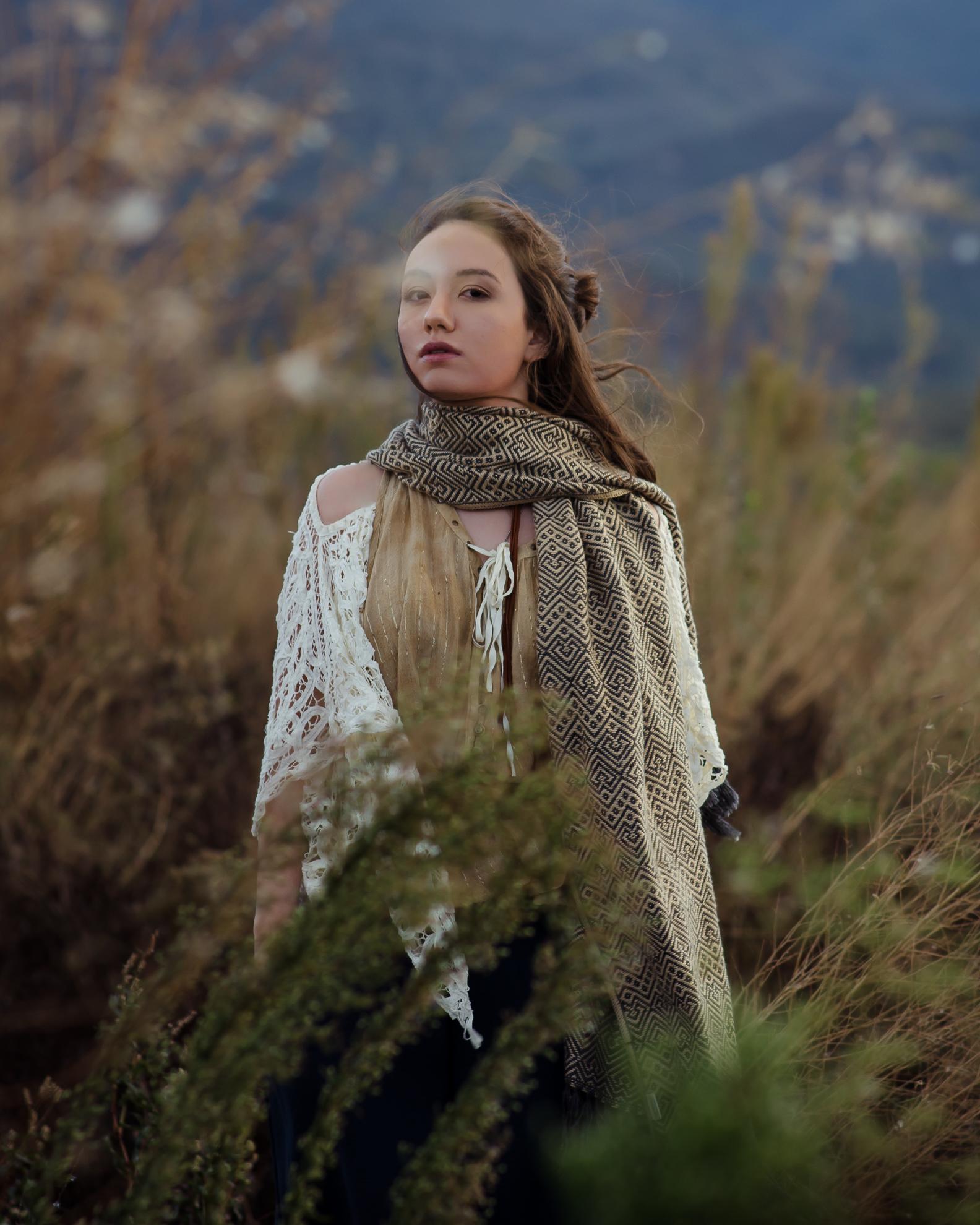 Los Angeles Editorial Fashion Photographer Miranda Kelton Photography Aisha Tritle