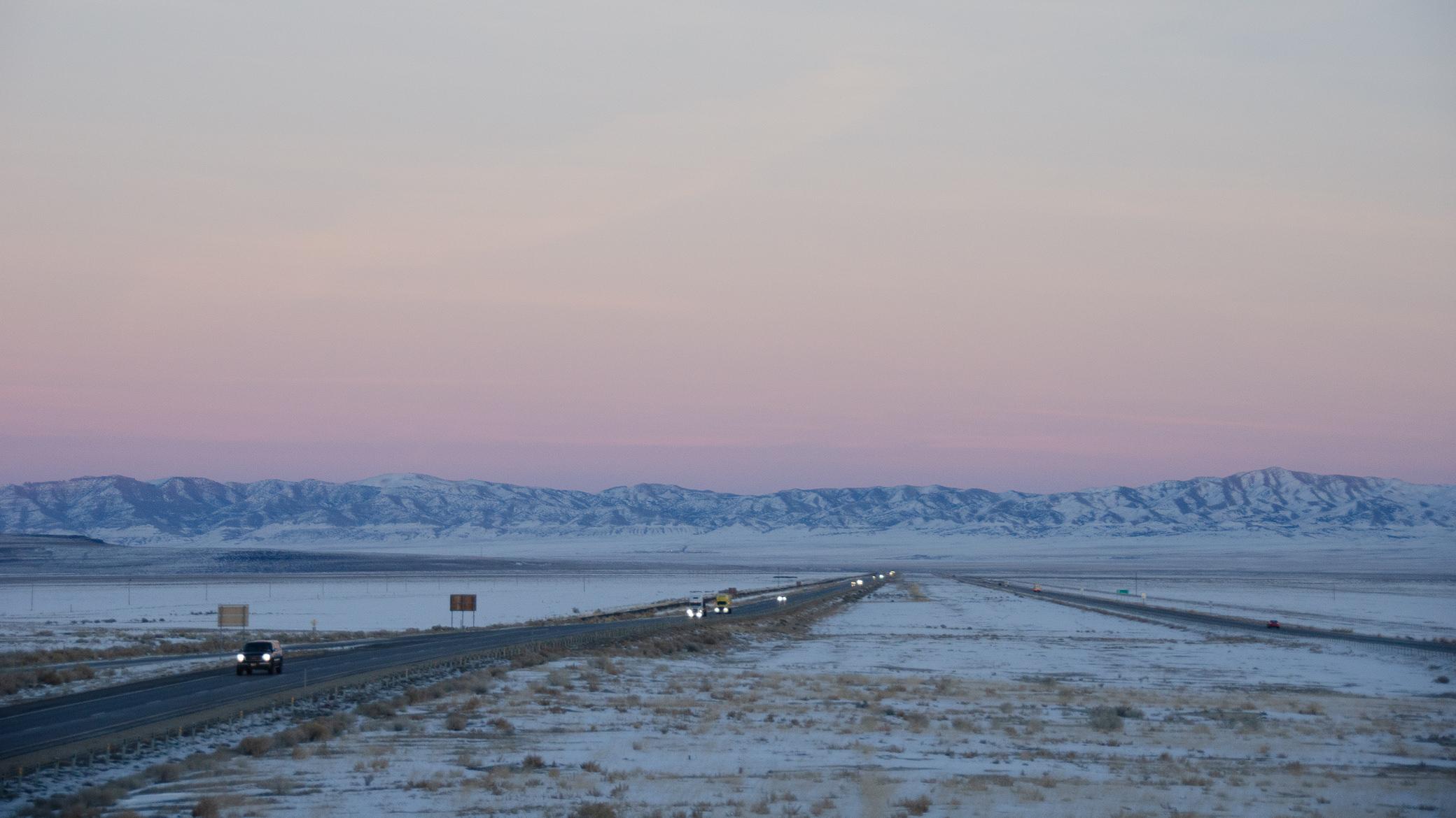 Bonneville Salt Flats Speedway Utah Salt Lake City Roadtrip Miranda Kelton Photography