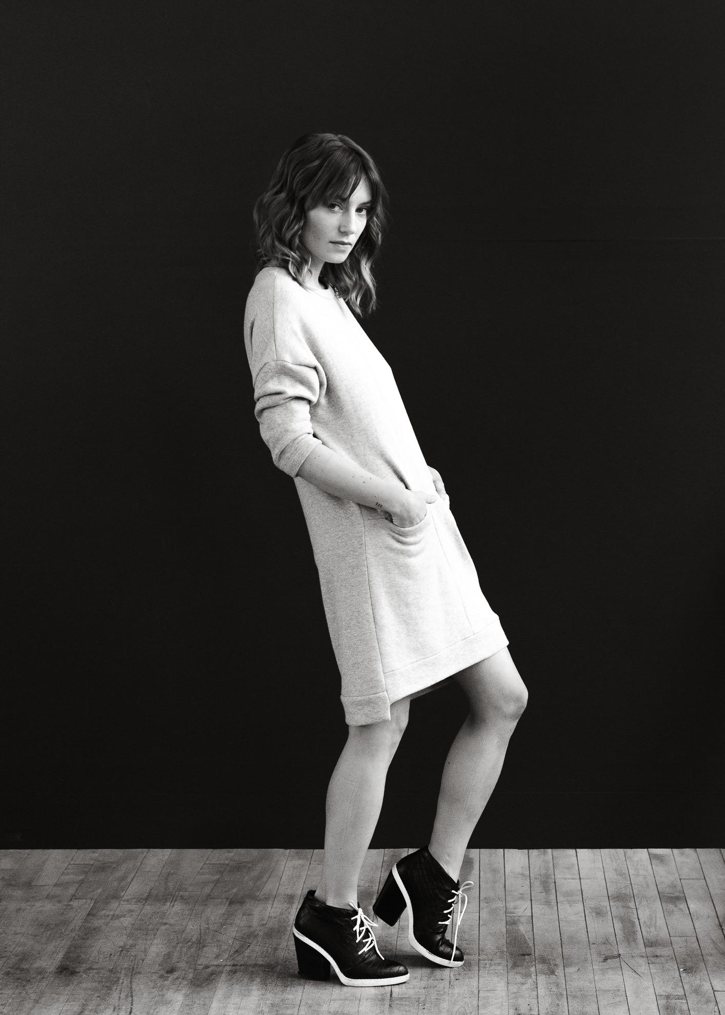 The Portland Studio Fashion Editorial Photographer Miranda Kelton Photography Jana Styblova