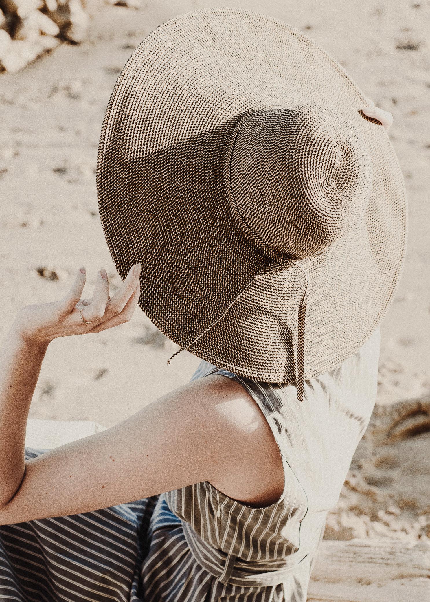 Santa Barbara Personal Branding Photographer Beach Portrait Miranda Kelton Photography