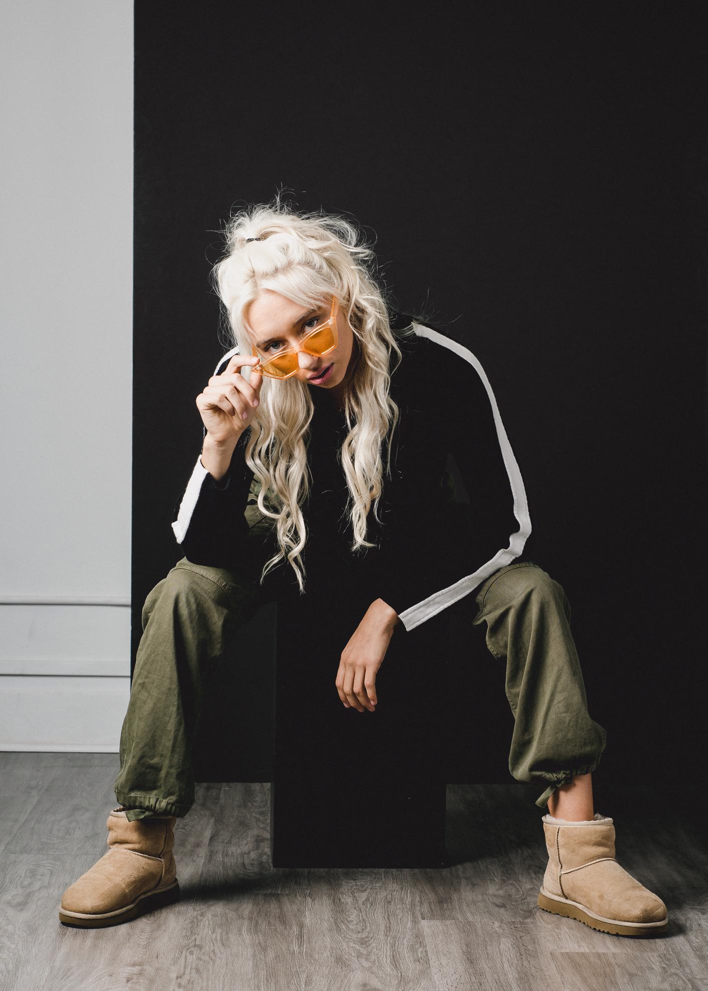 Los Angeles Fashion Photographer Portrait Editorial Miranda Kelton Photography Katelyn Mussio