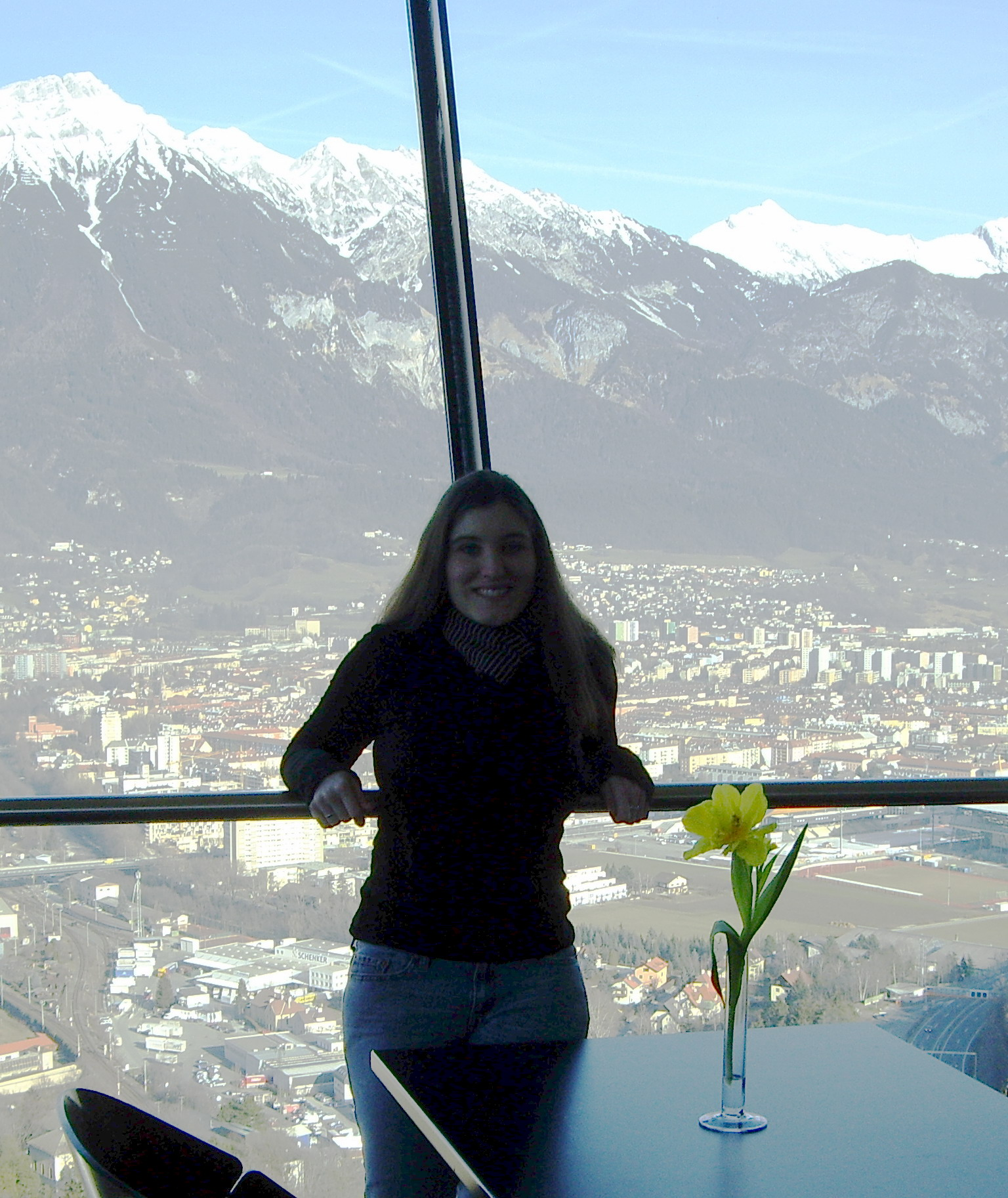 Innsbruck view - me.jpg