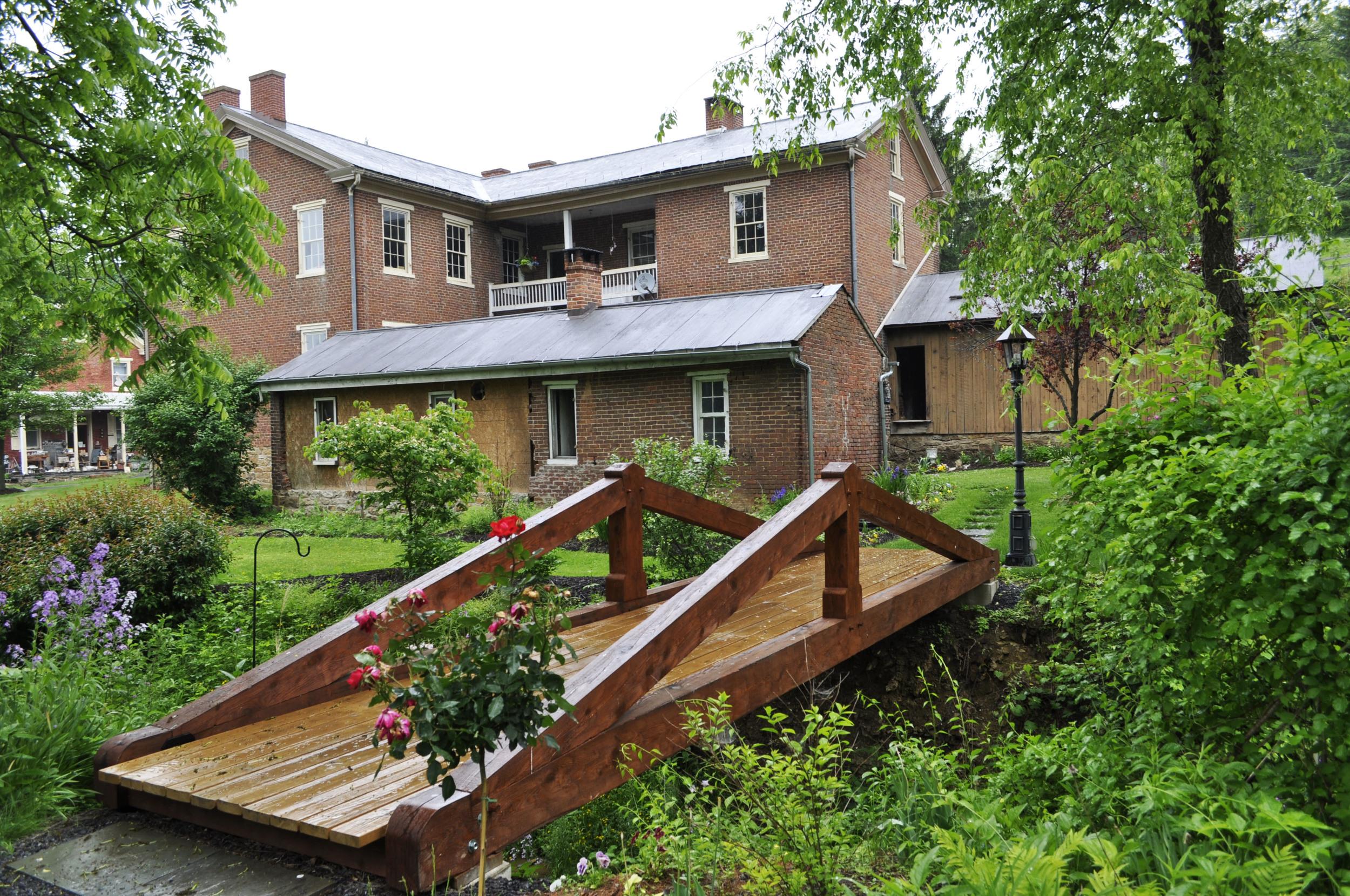 McBurney Manor: LeFevre Bakery's first location in Huntingdon, PA