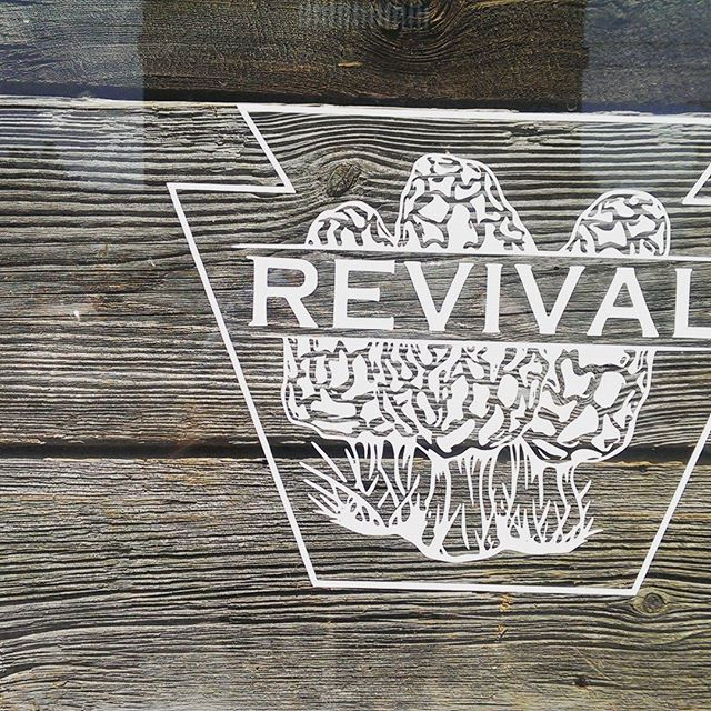 Made my first bread delivery to #revivalkitchen today! I can't wait to see what this brand new farm to table restaurant does with my sourdough! #eatlocal #farmtotable #buyfreshbuylocal www.revivalkitchen.com