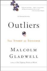 Outliers takes a look at the serendipitous occurrences that are, unbeknownst to us, helping to create our own individual success stories. This is easily one of my favorite books.