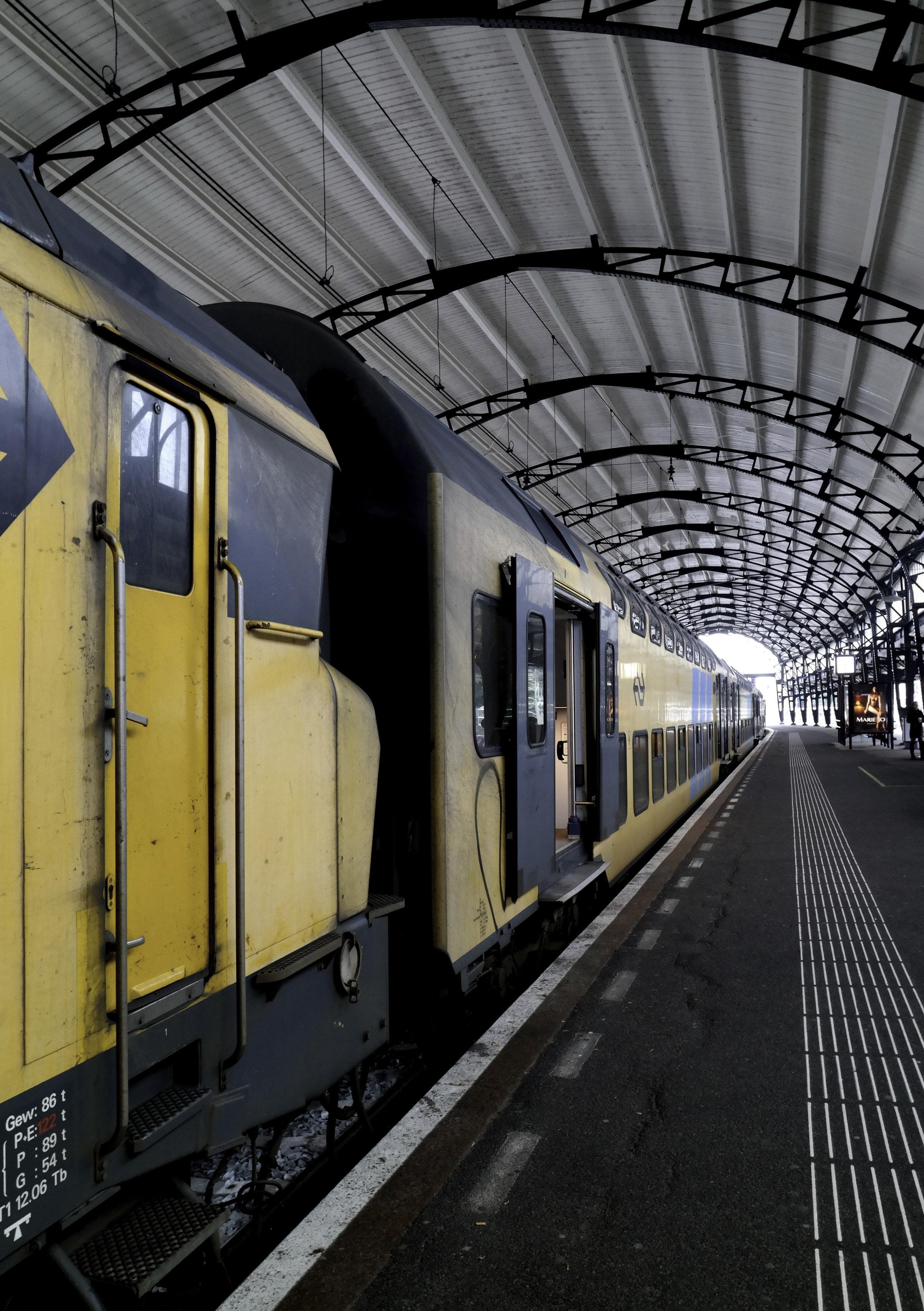 Life on trains. Amsterdam, Netherlands.jpg