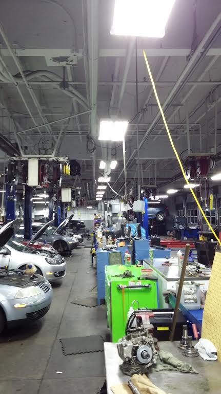 Interior & Exterior Lighting. High Cost Of Electric Usage. -