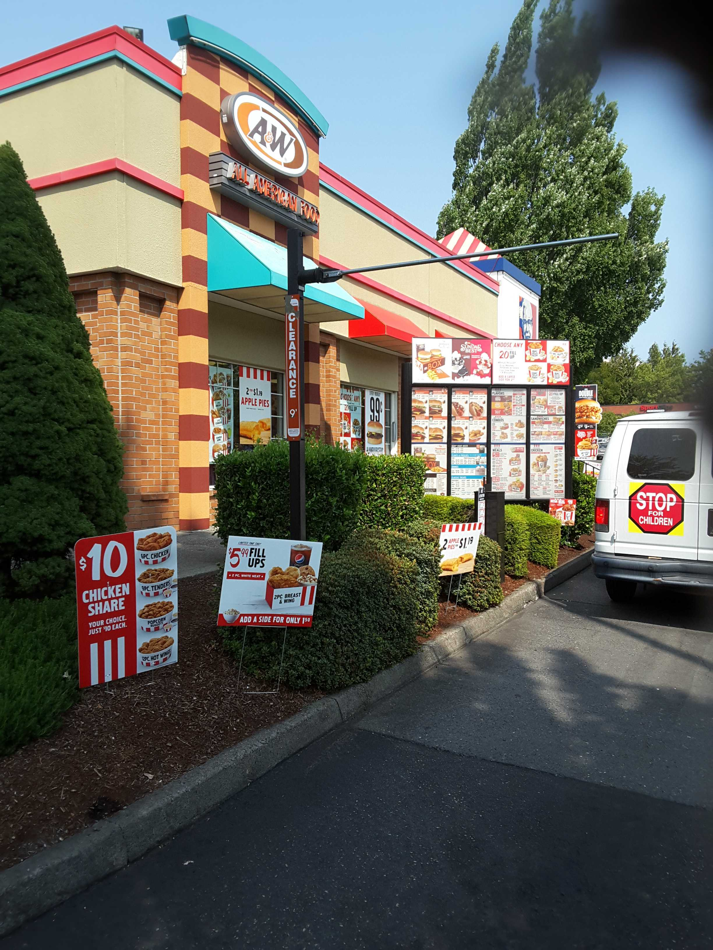 Fast Food Restaurants -
