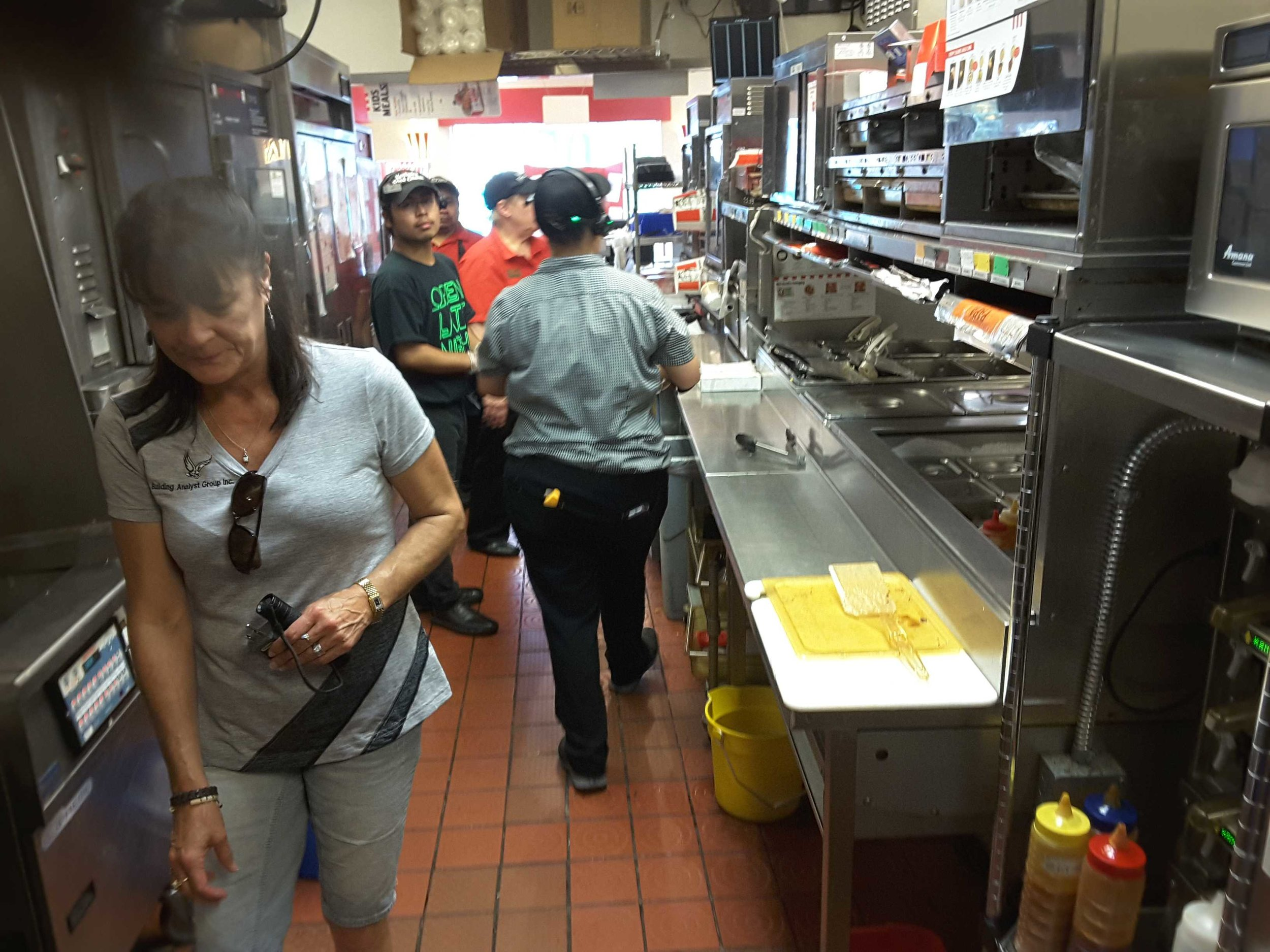 Commercial Kitchen Inspections -