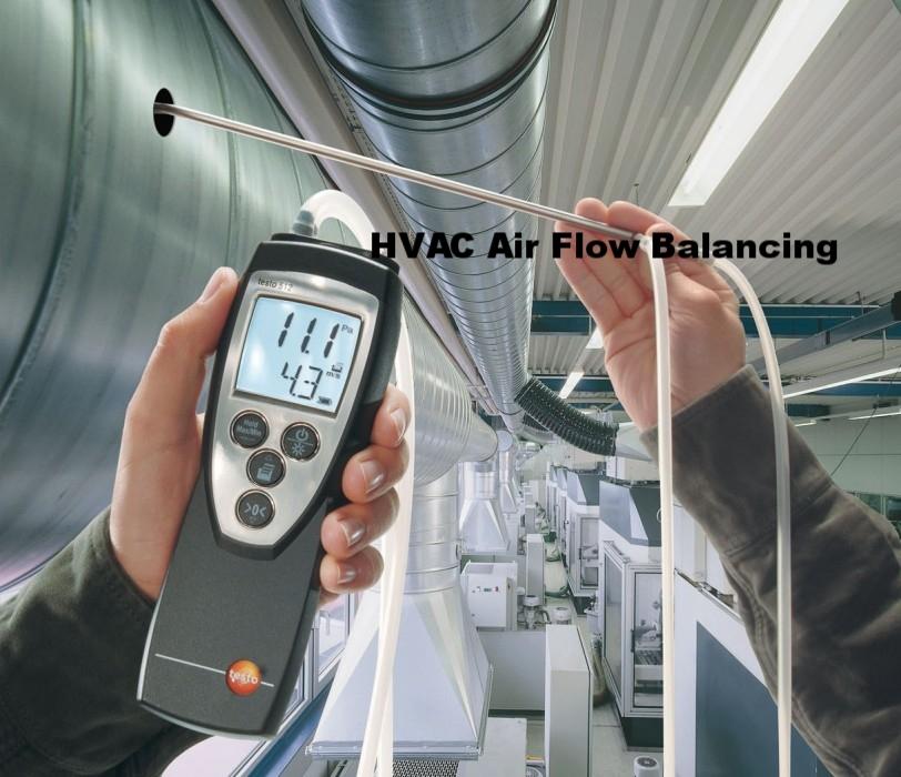 HVAC Air Balancing & Testing