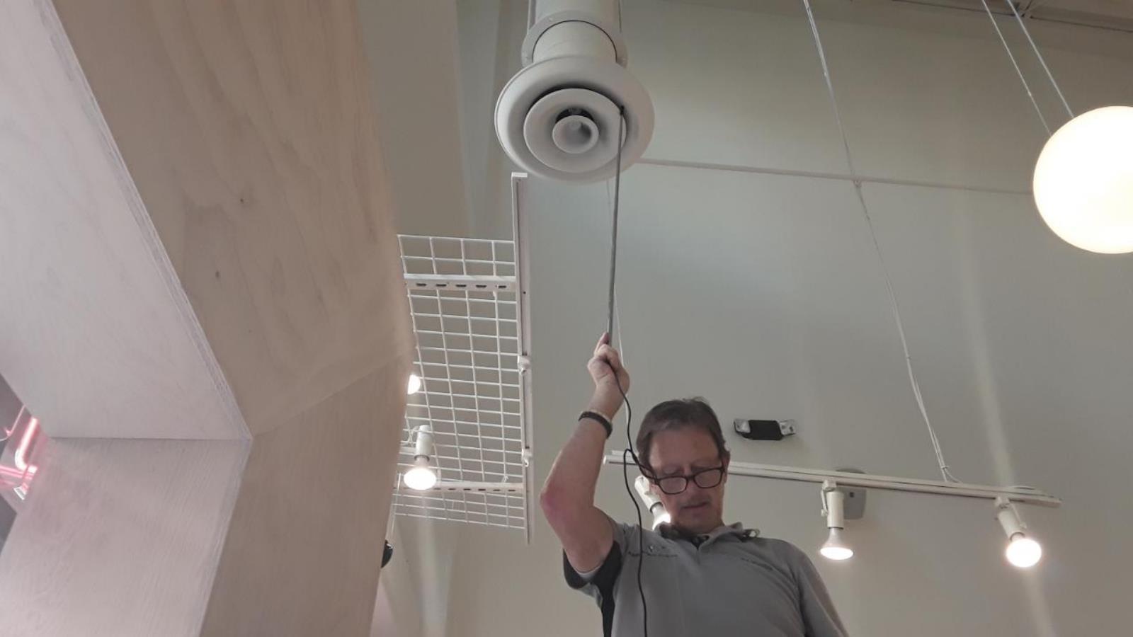 HVAC Air Balancing
