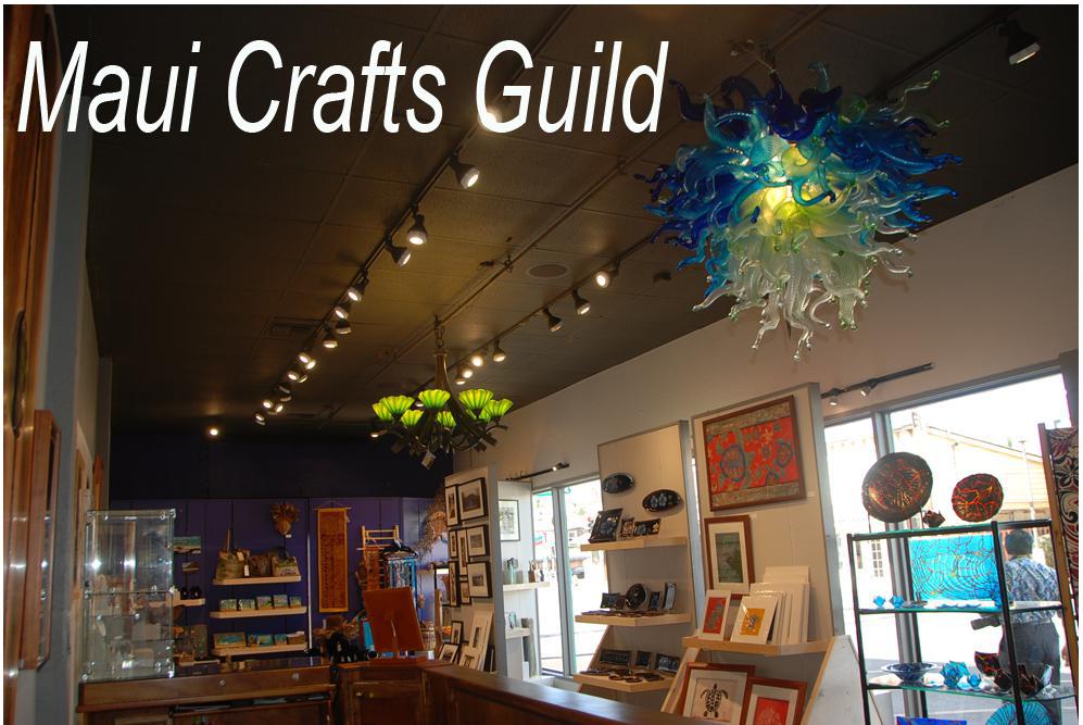Maui Craft Guild 2014 Corner of Baldwin and the Hana Hwy, Downtown Paia, Hawaii