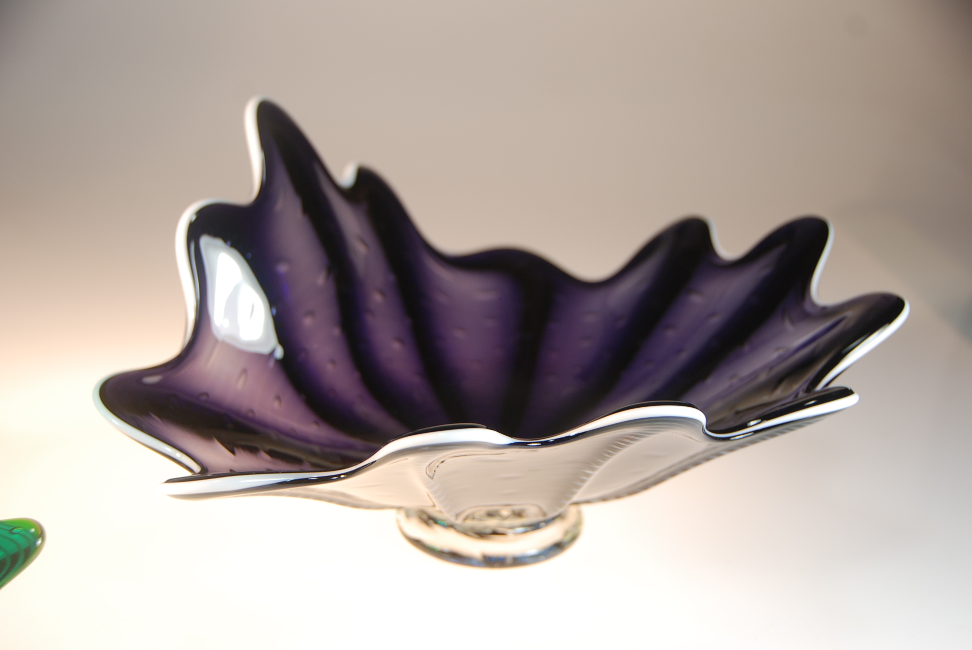 """The latest series of """"Splash Dishes"""" by rick strini. Imagine a splash of water and the way the water splashes upward."""