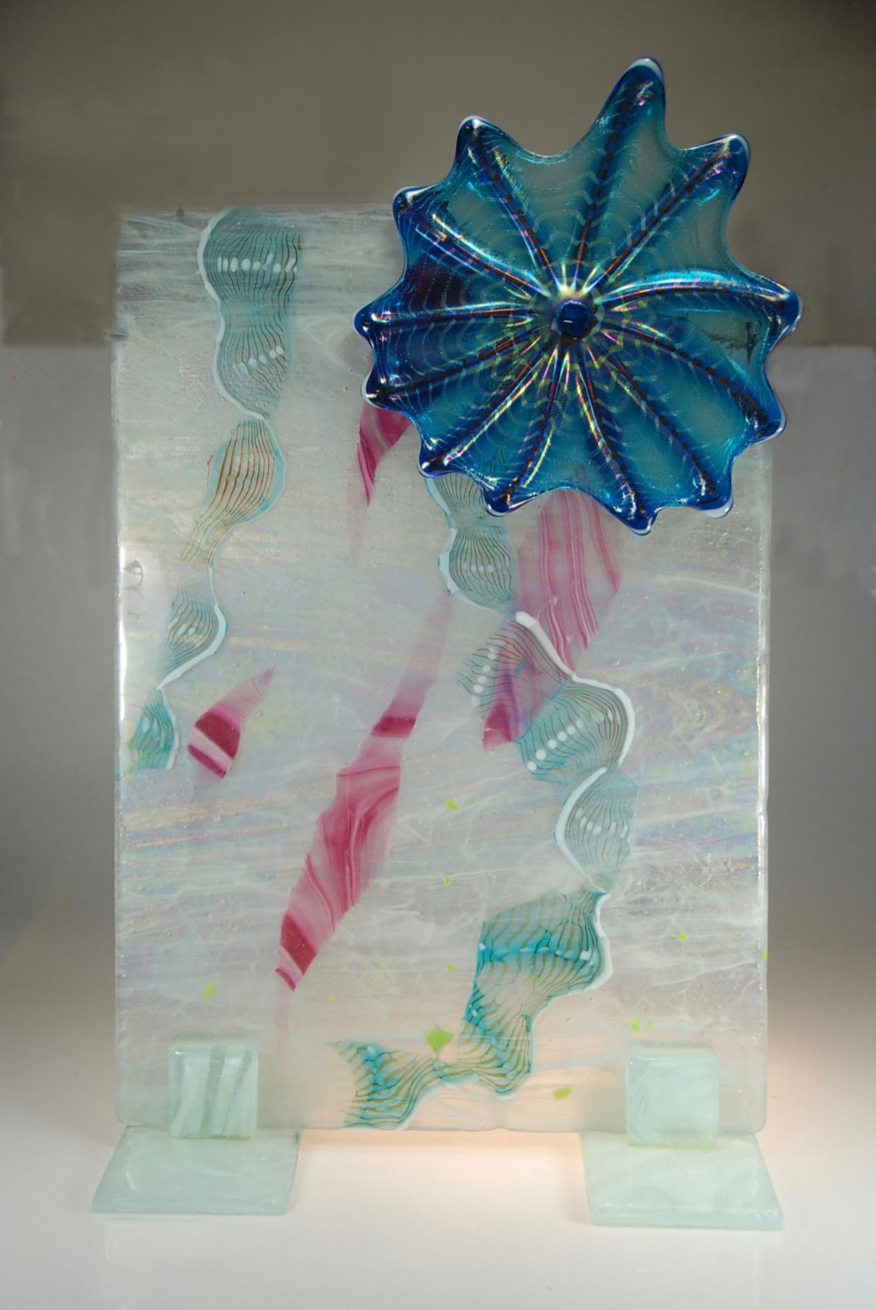 free standing fused blown glass panel strini (2).jpg