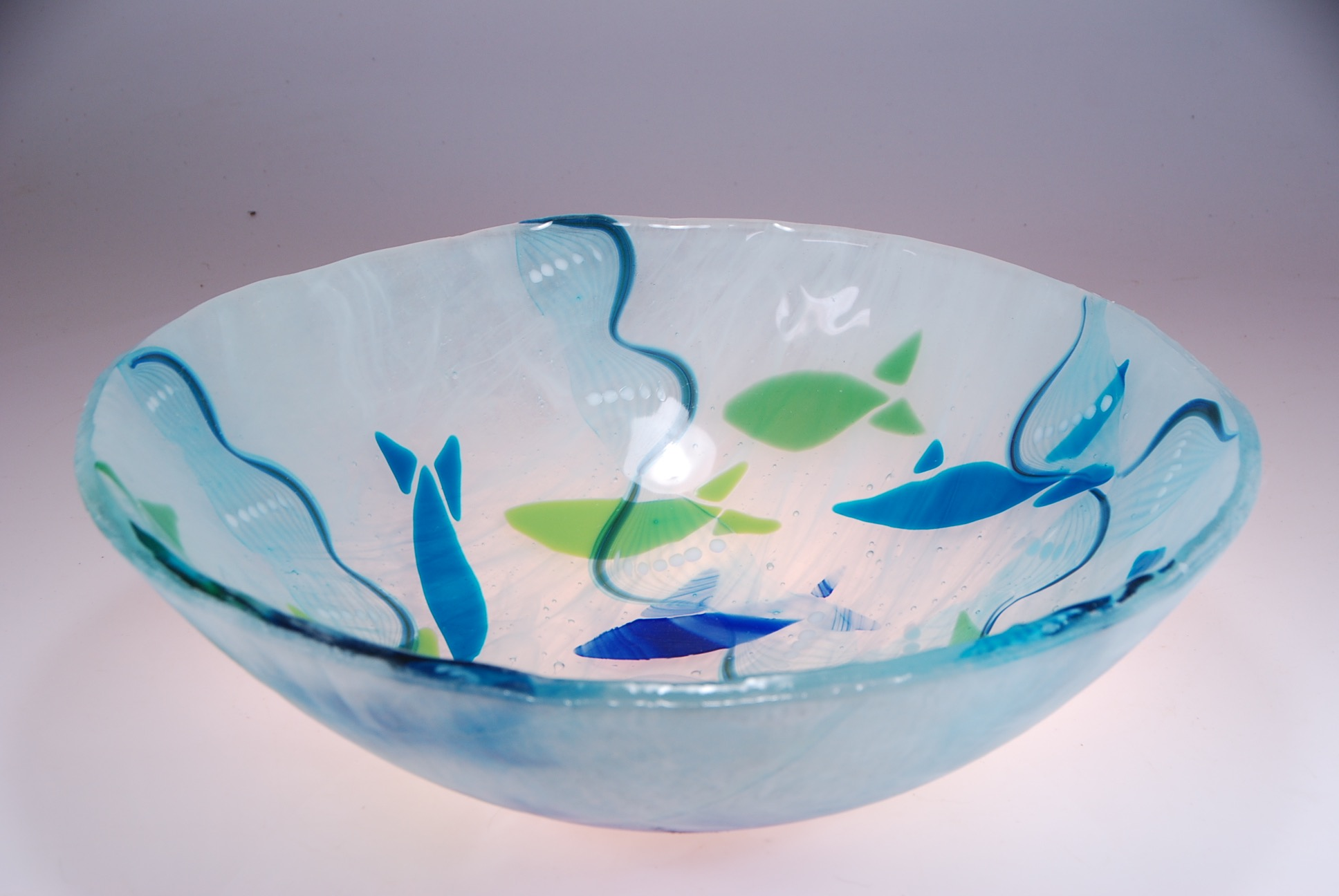 """Ono Migration Sink drilled and beveled17"""" diameter."""