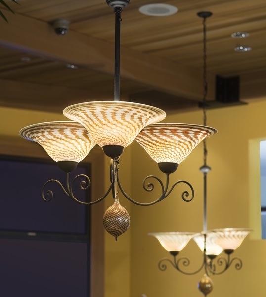 Ceiling chandelier Andale Oakland artist rick strini 600.jpg