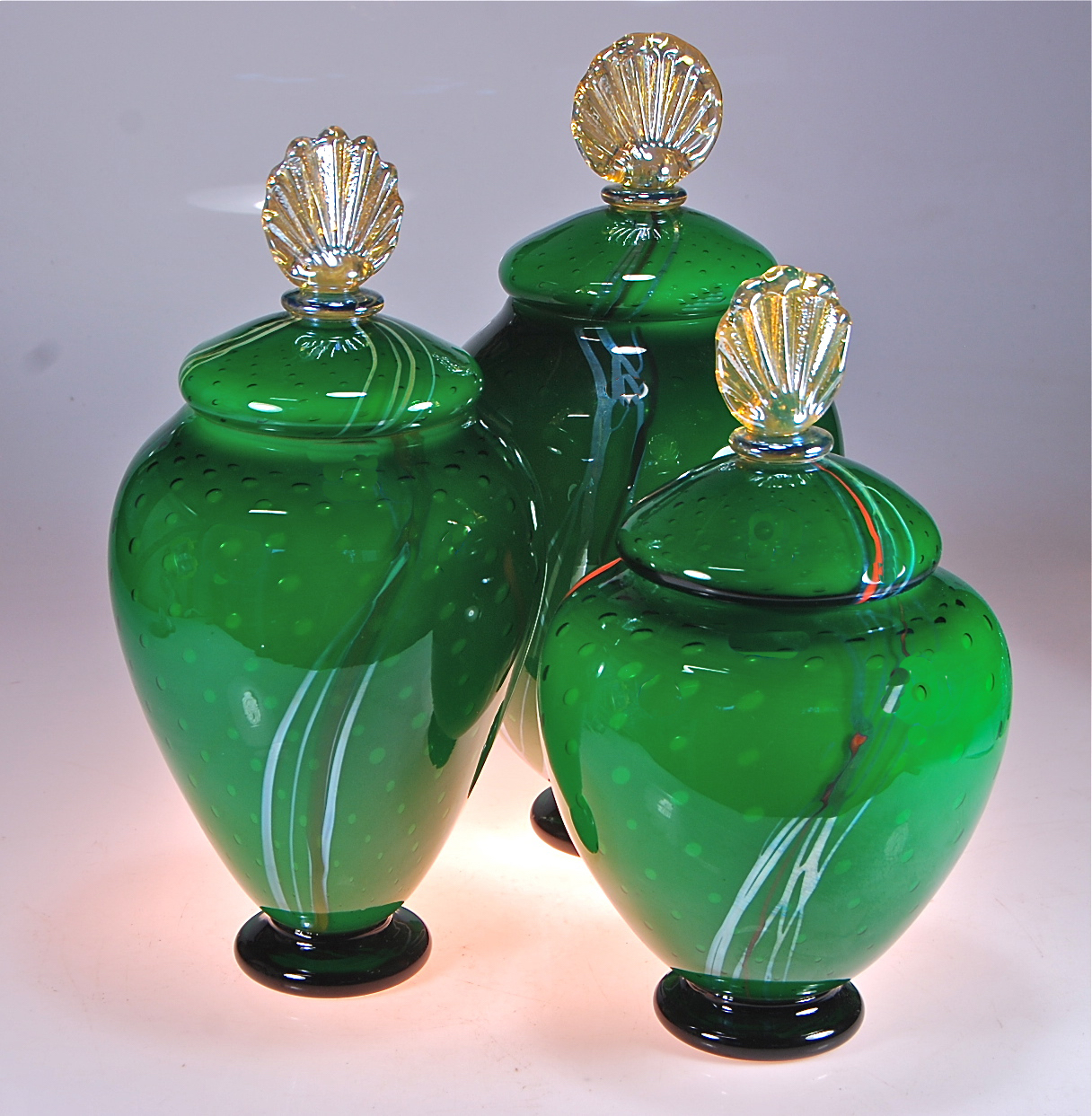 Maui wish keepers - strini art glass
