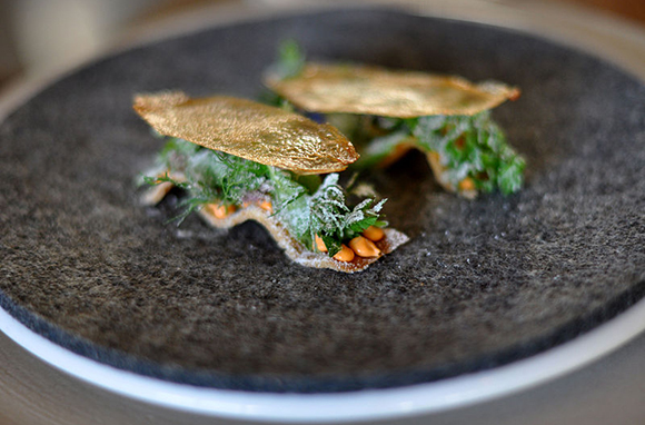 New Nordic Cuisine at noma (Photo: Wikimedia Commons via CC Attribution/Share Alike)