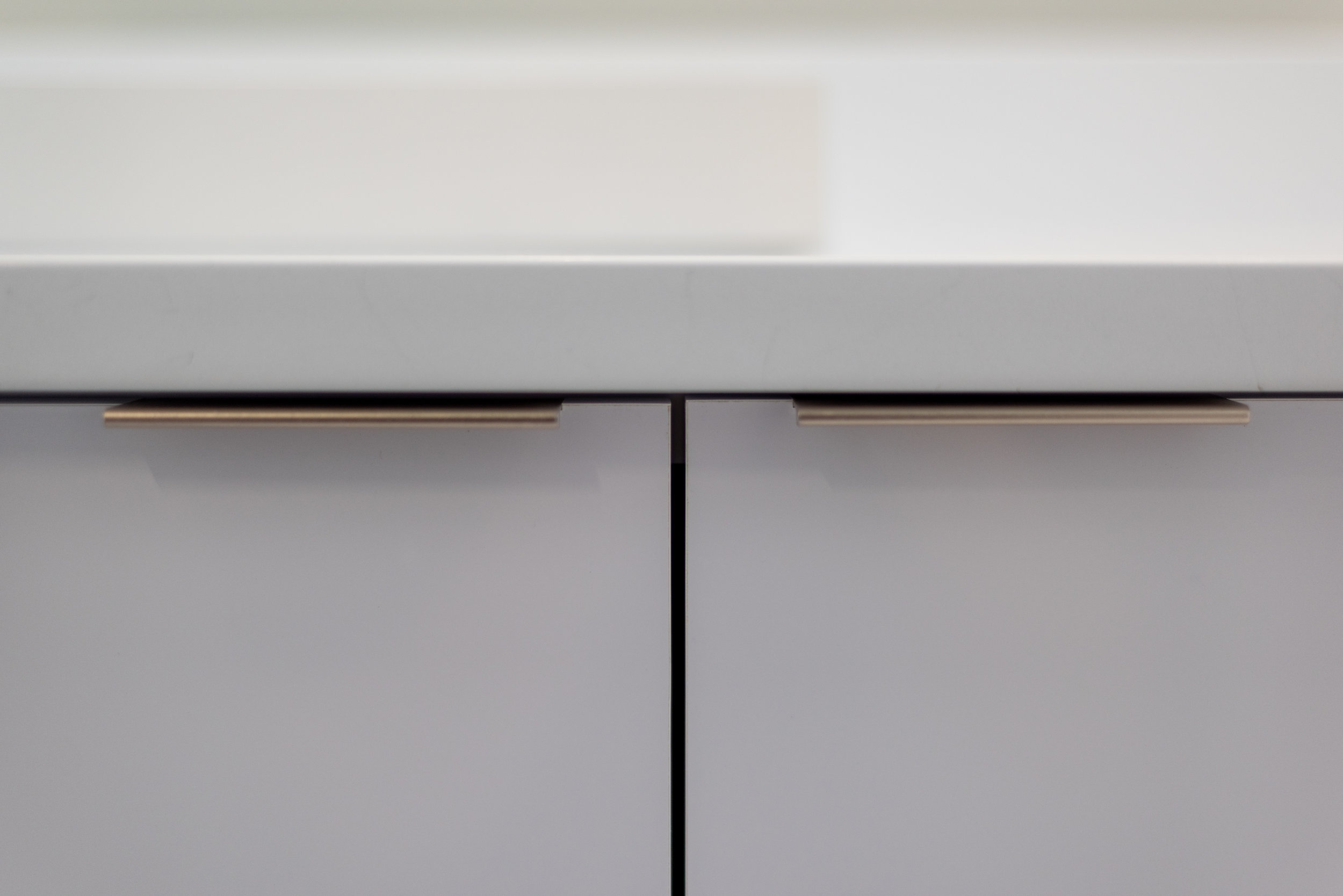 Concealed Pull Handles
