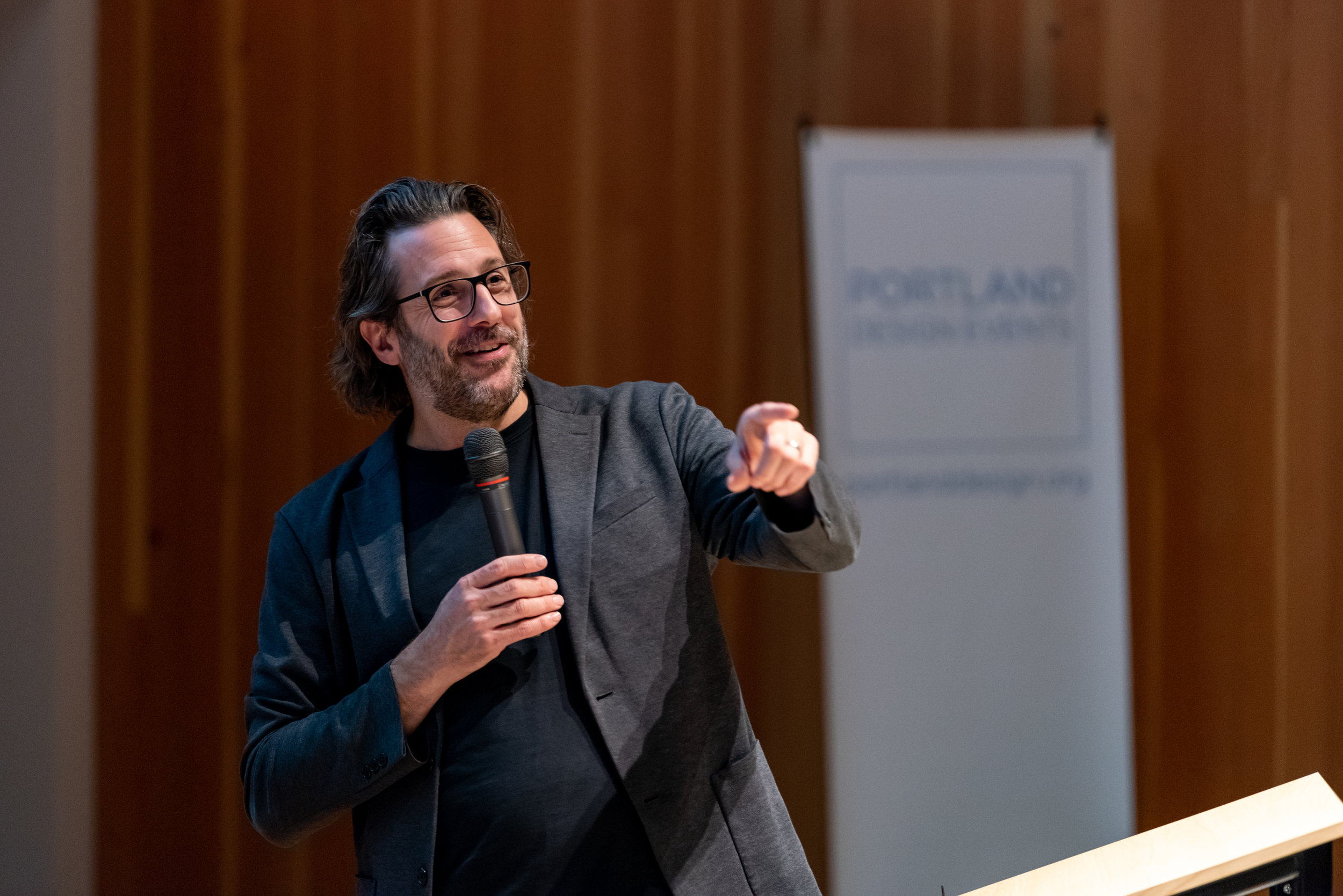 Portland Design Events Matthew Kreilich Lecture