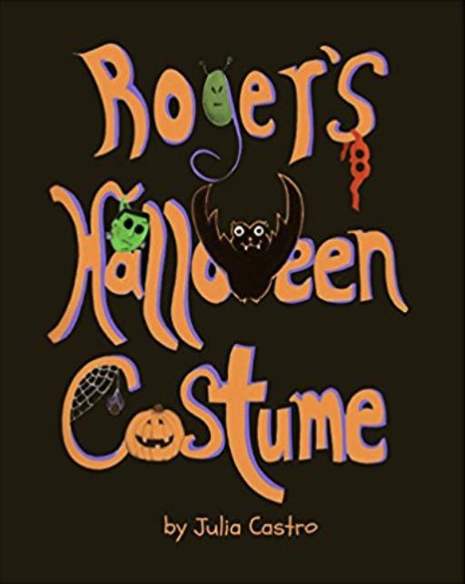 Roger's Halloween Costume