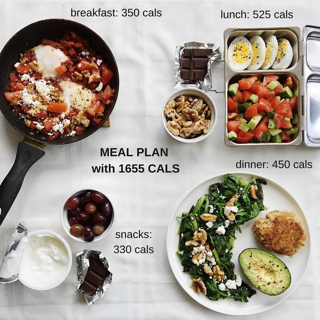 low refined carb mediterrean diet