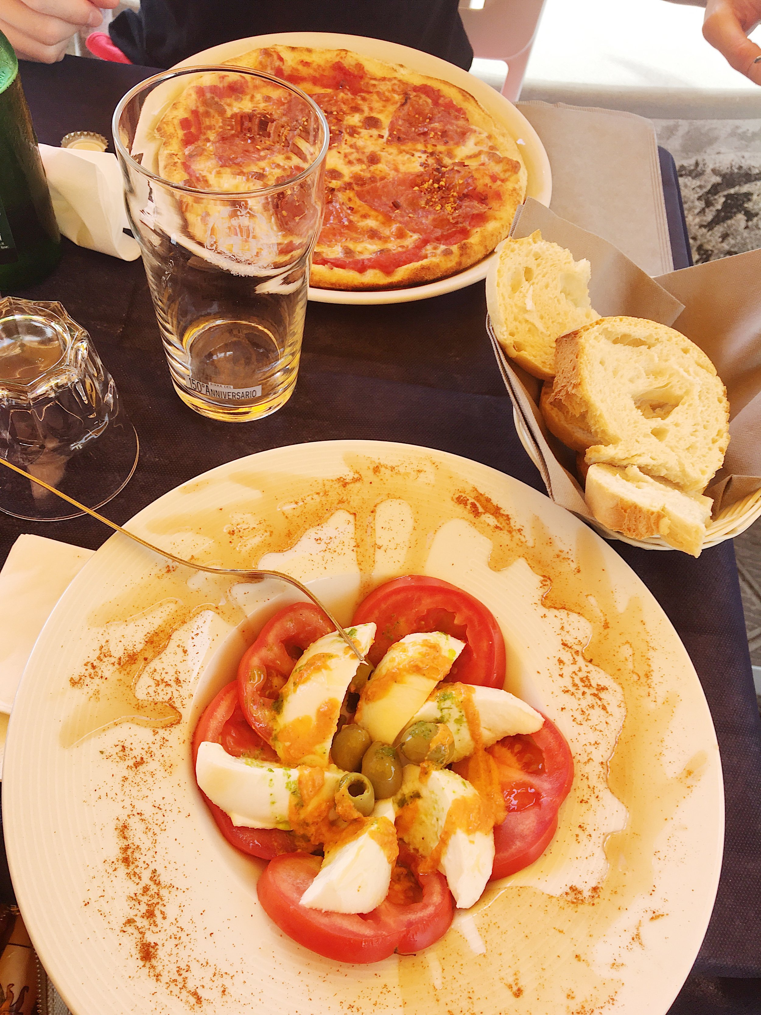 how to eat healthy and on a budget in italy