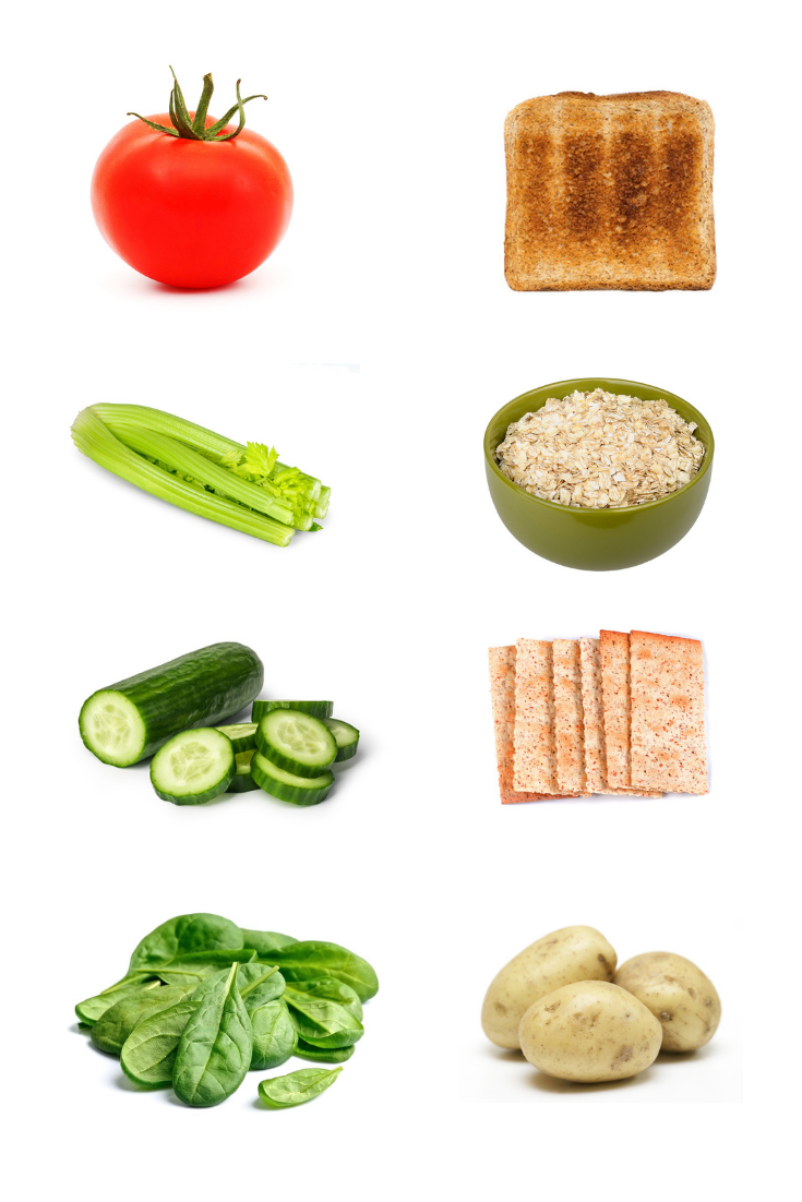 what are non starchy veggies