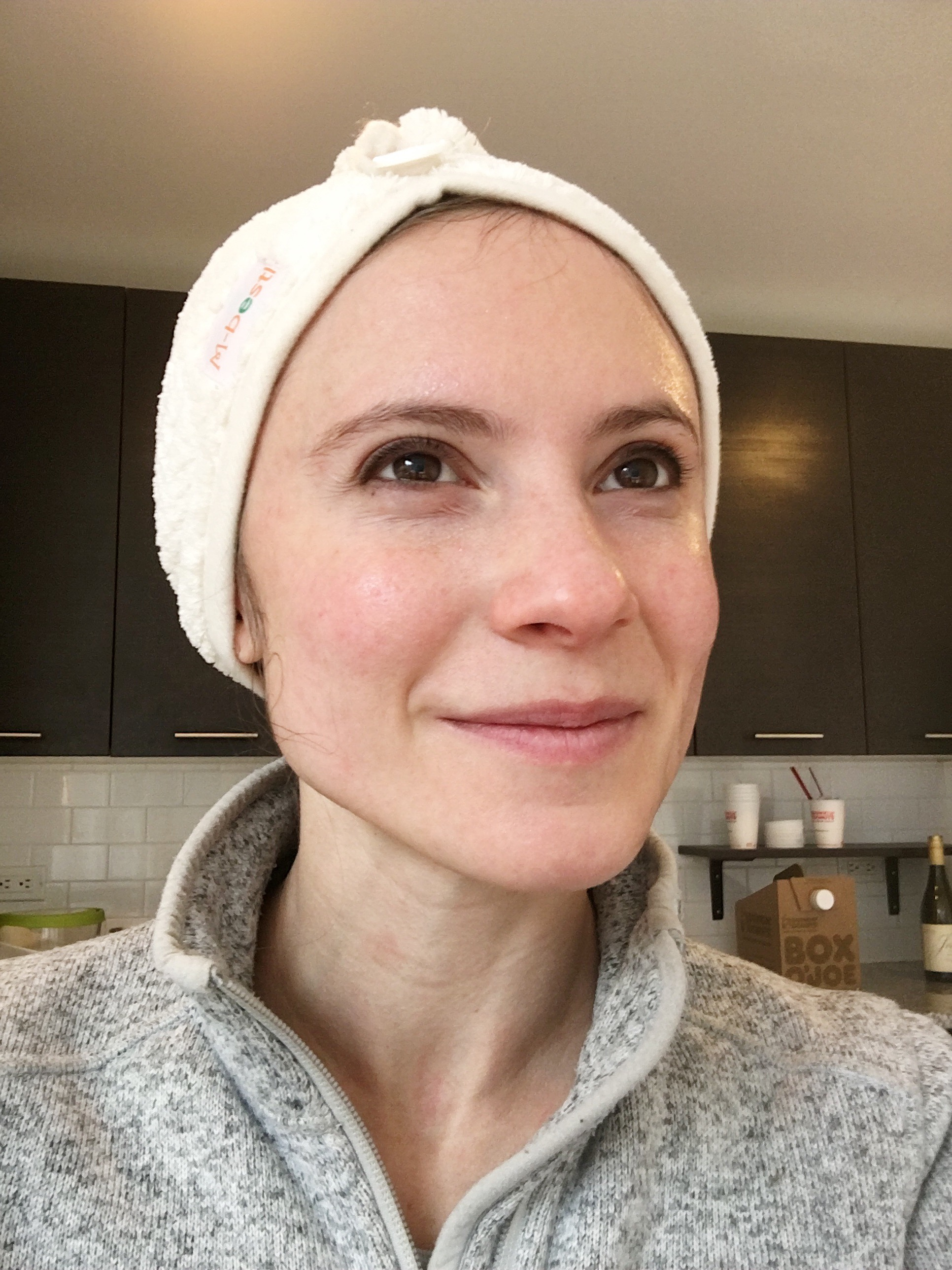 clean beauty face products