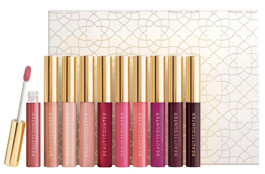 beautycounter lipstick free gift college nutritionist