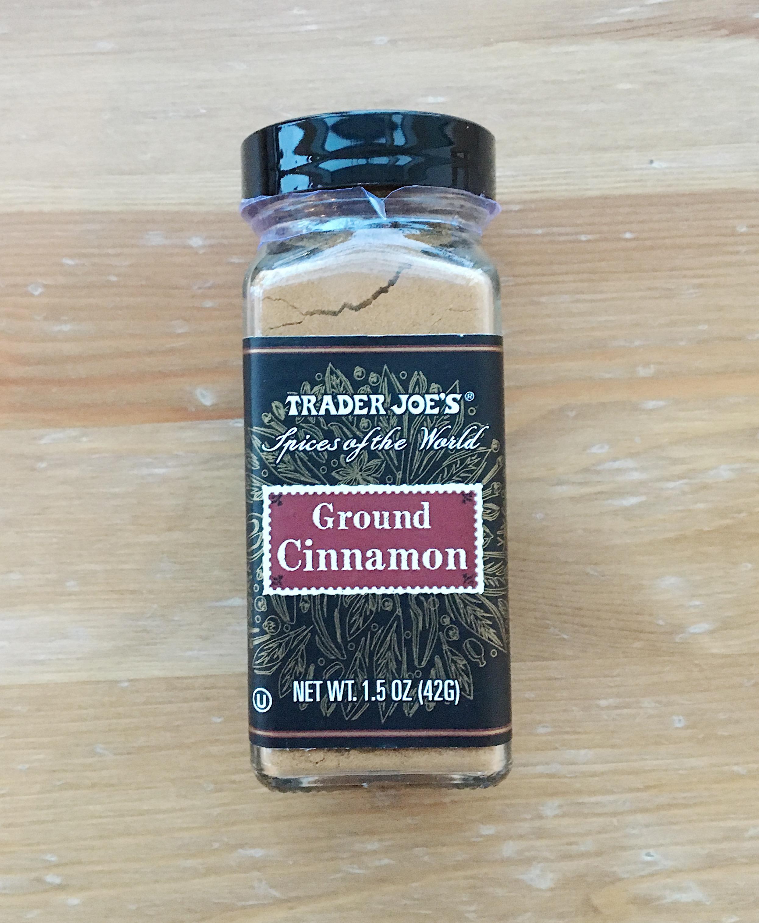 Trader Joe's Cinnamon