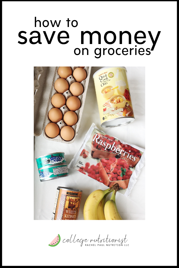 college dorm, college diet, low carb shopping list