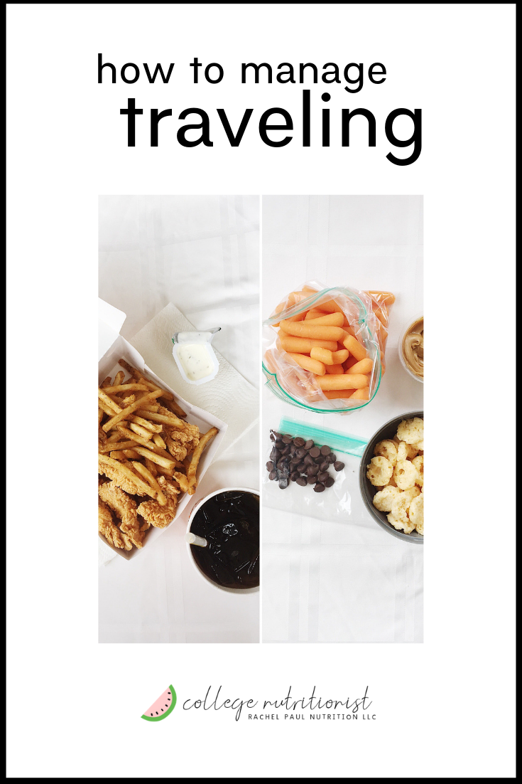 """weight management"""": eat healthy while traveling"""