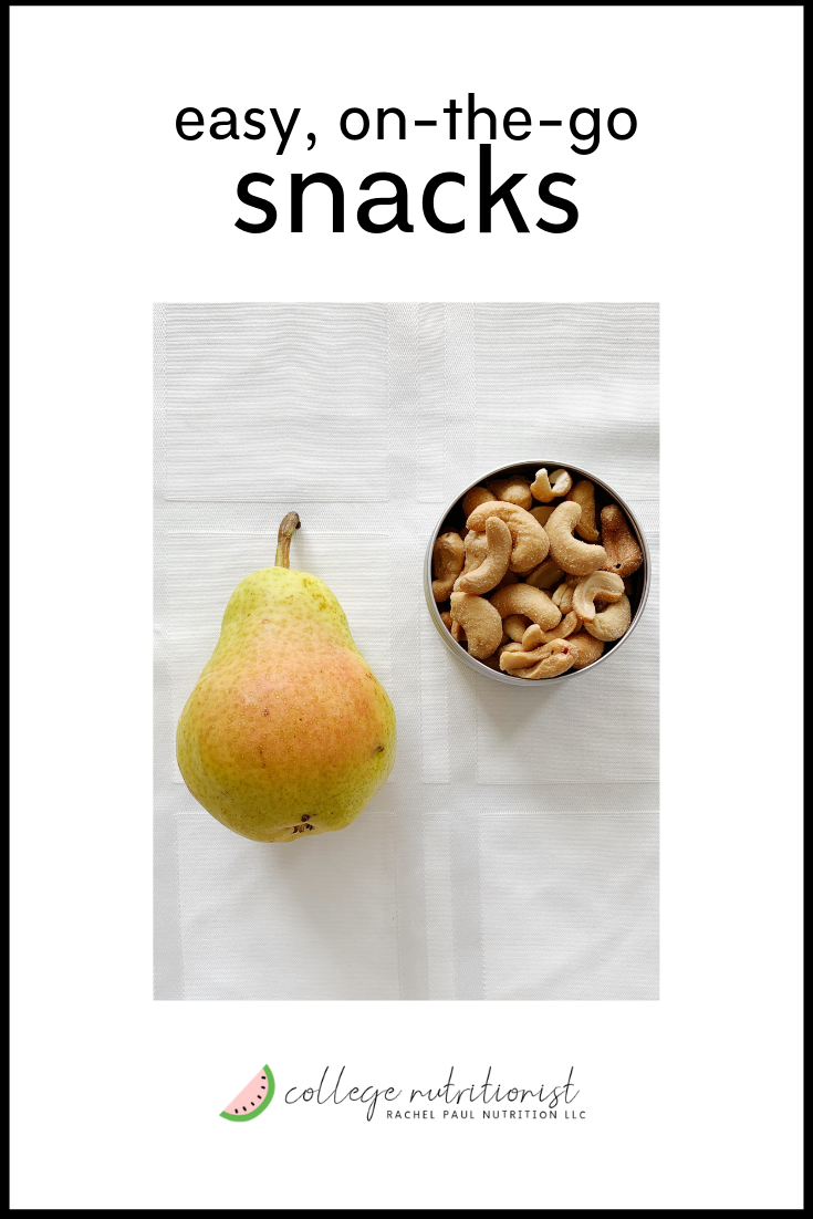 Study snacks for weight loss, freshman 15 avoid, college diet